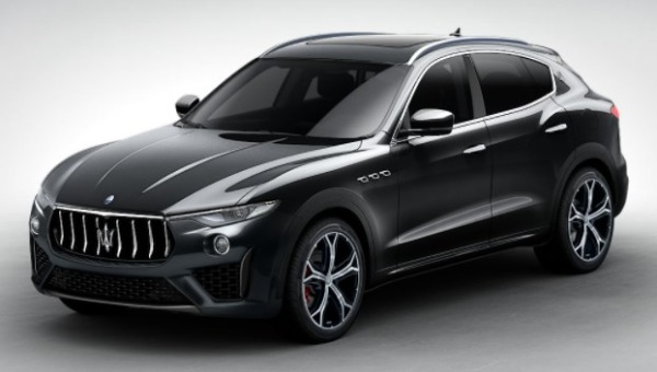 New 2021 Maserati Levante S Q4 for sale Sold at Alfa Romeo of Greenwich in Greenwich CT 06830 1