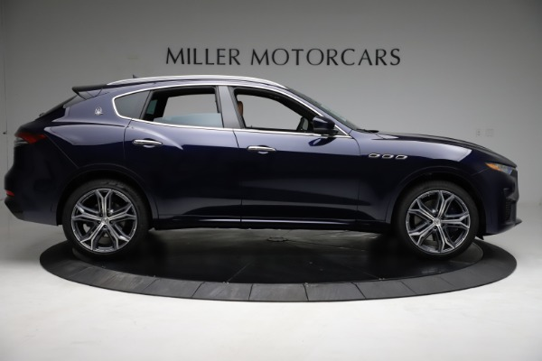 New 2021 Maserati Levante S Q4 for sale $98,925 at Alfa Romeo of Greenwich in Greenwich CT 06830 10