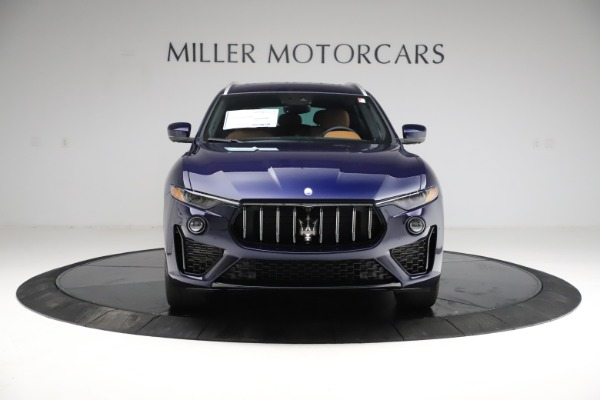 New 2021 Maserati Levante S Q4 for sale $98,925 at Alfa Romeo of Greenwich in Greenwich CT 06830 2
