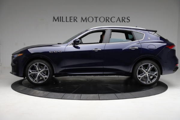 New 2021 Maserati Levante S Q4 for sale $98,925 at Alfa Romeo of Greenwich in Greenwich CT 06830 4