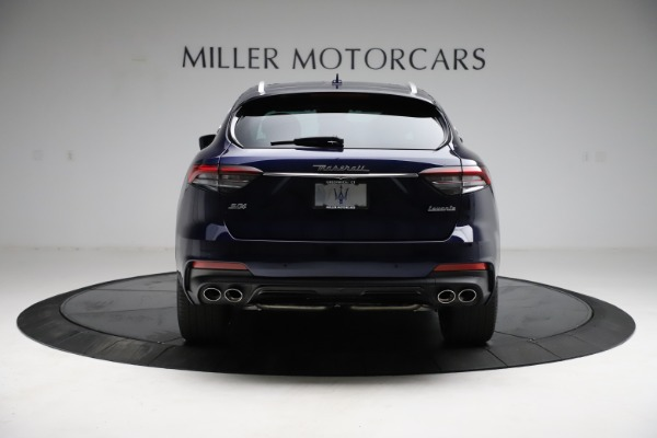 New 2021 Maserati Levante S Q4 for sale $98,925 at Alfa Romeo of Greenwich in Greenwich CT 06830 7