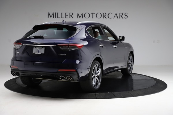 New 2021 Maserati Levante S Q4 for sale $98,925 at Alfa Romeo of Greenwich in Greenwich CT 06830 8