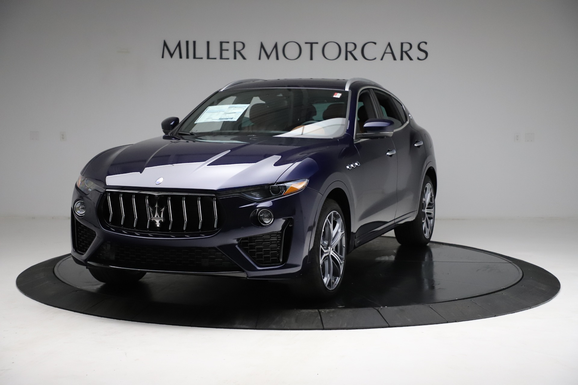 New 2021 Maserati Levante S Q4 for sale $98,925 at Alfa Romeo of Greenwich in Greenwich CT 06830 1
