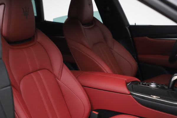 New 2021 Maserati Levante S Q4 GranSport for sale $105,835 at Alfa Romeo of Greenwich in Greenwich CT 06830 19