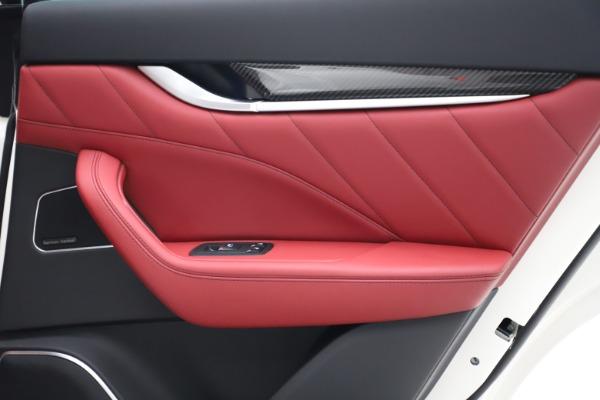 New 2021 Maserati Levante S Q4 GranSport for sale $105,835 at Alfa Romeo of Greenwich in Greenwich CT 06830 20