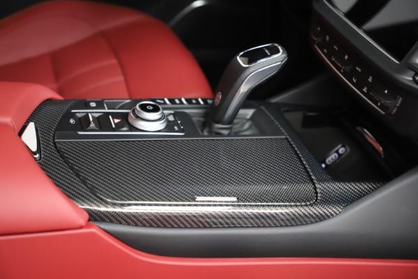 New 2021 Maserati Levante S Q4 GranSport for sale $105,835 at Alfa Romeo of Greenwich in Greenwich CT 06830 24