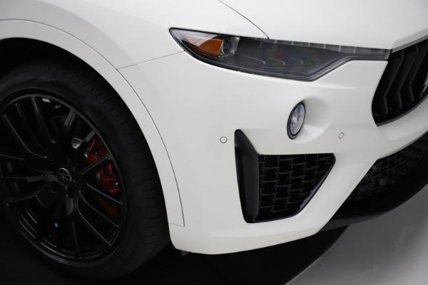 New 2021 Maserati Levante S Q4 GranSport for sale $105,835 at Alfa Romeo of Greenwich in Greenwich CT 06830 25