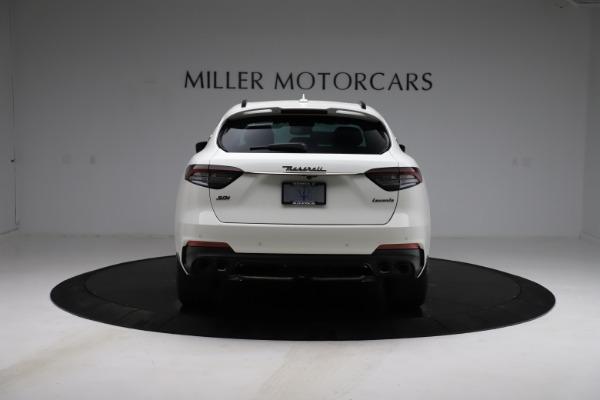 New 2021 Maserati Levante S Q4 GranSport for sale $105,835 at Alfa Romeo of Greenwich in Greenwich CT 06830 7