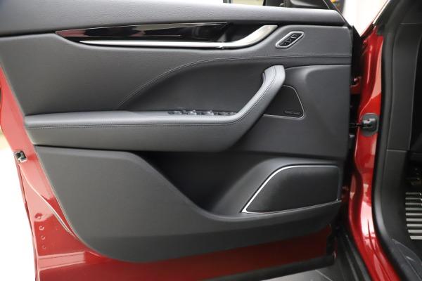 New 2020 Maserati Levante S Q4 GranSport for sale Sold at Alfa Romeo of Greenwich in Greenwich CT 06830 17
