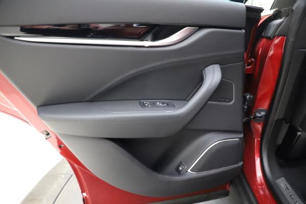 New 2020 Maserati Levante S Q4 GranSport for sale Sold at Alfa Romeo of Greenwich in Greenwich CT 06830 21