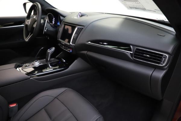 New 2020 Maserati Levante S Q4 GranSport for sale Sold at Alfa Romeo of Greenwich in Greenwich CT 06830 22