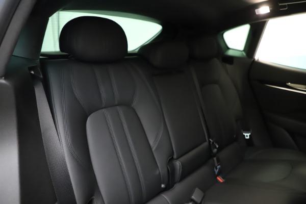 New 2020 Maserati Levante S Q4 GranSport for sale Sold at Alfa Romeo of Greenwich in Greenwich CT 06830 26