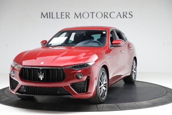 New 2020 Maserati Levante S Q4 GranSport for sale Sold at Alfa Romeo of Greenwich in Greenwich CT 06830 1