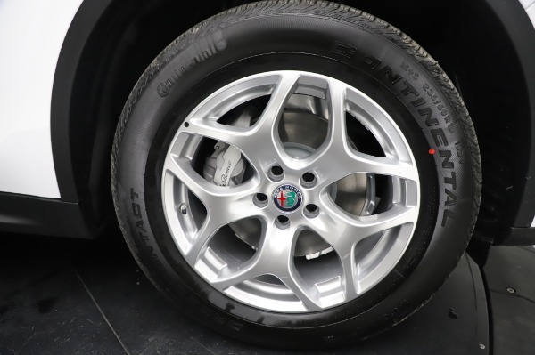 New 2021 Alfa Romeo Stelvio Q4 for sale $49,785 at Alfa Romeo of Greenwich in Greenwich CT 06830 27