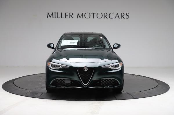 New 2021 Alfa Romeo Giulia Q4 for sale $46,895 at Alfa Romeo of Greenwich in Greenwich CT 06830 12