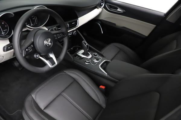 New 2021 Alfa Romeo Giulia Q4 for sale $46,895 at Alfa Romeo of Greenwich in Greenwich CT 06830 13