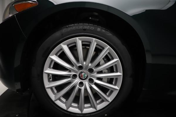 New 2021 Alfa Romeo Giulia Q4 for sale $46,895 at Alfa Romeo of Greenwich in Greenwich CT 06830 28