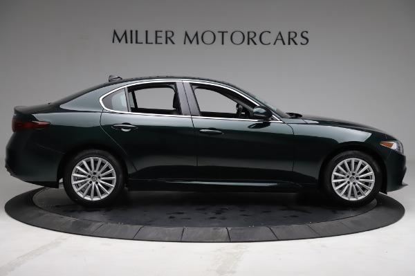 New 2021 Alfa Romeo Giulia Q4 for sale $46,895 at Alfa Romeo of Greenwich in Greenwich CT 06830 9