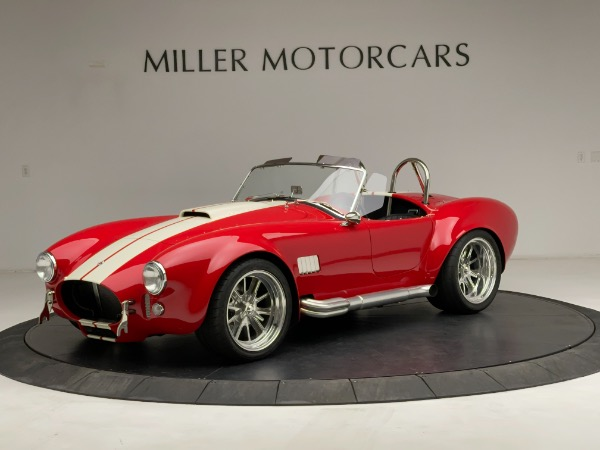 Used 2020 Shelby Cobra Superformance for sale $89,900 at Alfa Romeo of Greenwich in Greenwich CT 06830 2