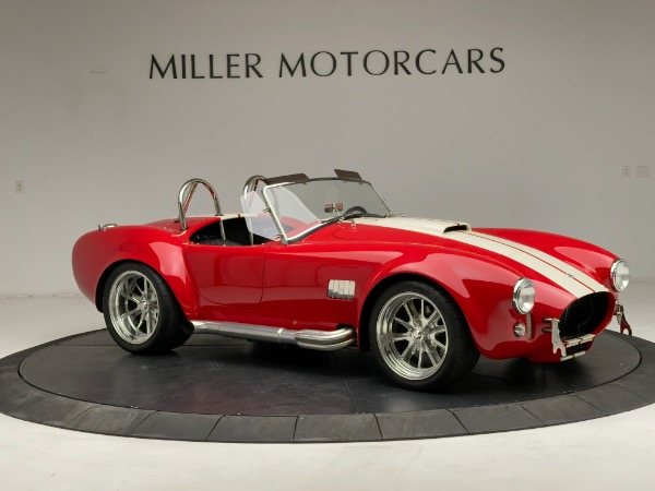 Used 2020 Shelby Cobra Superformance for sale $89,900 at Alfa Romeo of Greenwich in Greenwich CT 06830 9