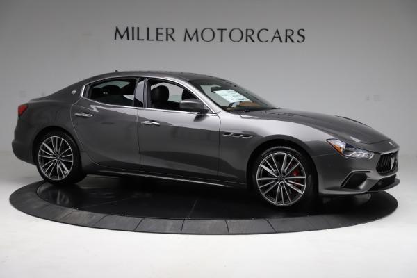 New 2021 Maserati Ghibli S Q4 for sale $90,525 at Alfa Romeo of Greenwich in Greenwich CT 06830 11