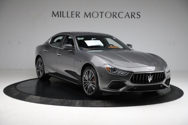 New 2021 Maserati Ghibli S Q4 for sale $90,525 at Alfa Romeo of Greenwich in Greenwich CT 06830 12