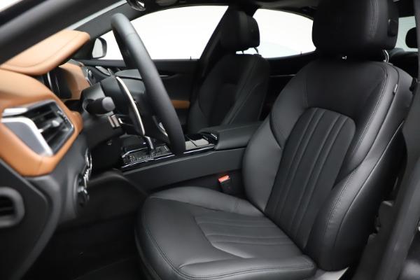 New 2021 Maserati Ghibli S Q4 for sale $90,525 at Alfa Romeo of Greenwich in Greenwich CT 06830 15