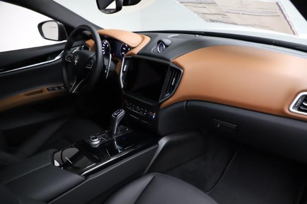 New 2021 Maserati Ghibli S Q4 for sale $90,525 at Alfa Romeo of Greenwich in Greenwich CT 06830 22