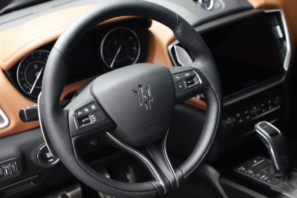 New 2021 Maserati Ghibli S Q4 for sale $90,525 at Alfa Romeo of Greenwich in Greenwich CT 06830 25