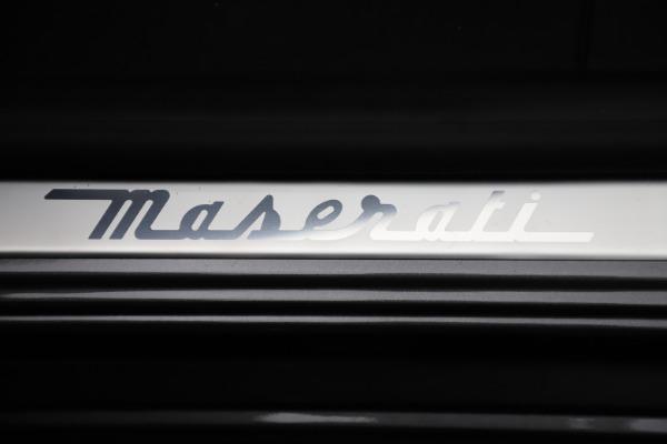 New 2021 Maserati Ghibli S Q4 for sale $90,525 at Alfa Romeo of Greenwich in Greenwich CT 06830 27