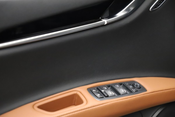 New 2021 Maserati Ghibli S Q4 for sale $90,525 at Alfa Romeo of Greenwich in Greenwich CT 06830 28