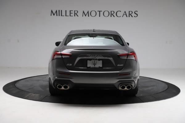 New 2021 Maserati Ghibli S Q4 for sale $90,525 at Alfa Romeo of Greenwich in Greenwich CT 06830 7