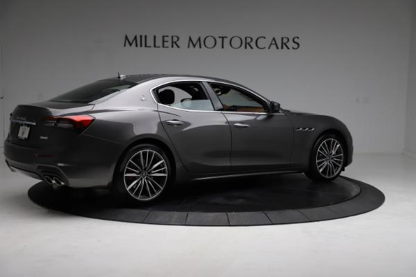 New 2021 Maserati Ghibli S Q4 for sale $90,525 at Alfa Romeo of Greenwich in Greenwich CT 06830 9