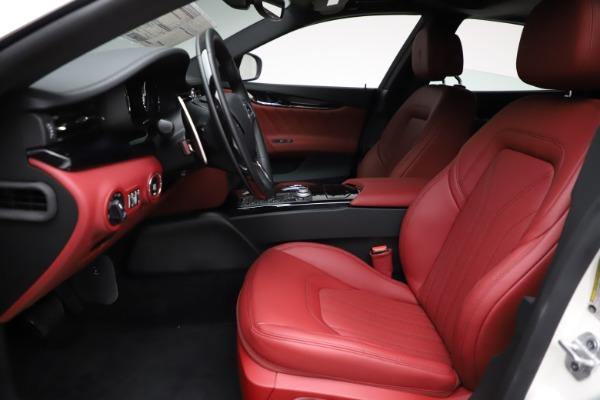 New 2021 Maserati Quattroporte S Q4 GranLusso for sale $122,349 at Alfa Romeo of Greenwich in Greenwich CT 06830 13