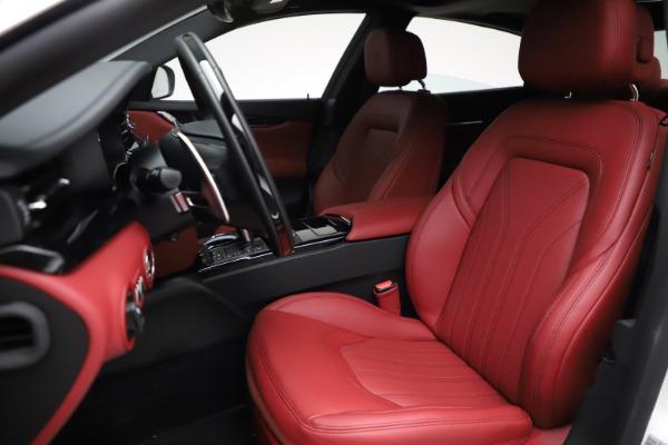 New 2021 Maserati Quattroporte S Q4 GranLusso for sale $122,349 at Alfa Romeo of Greenwich in Greenwich CT 06830 14