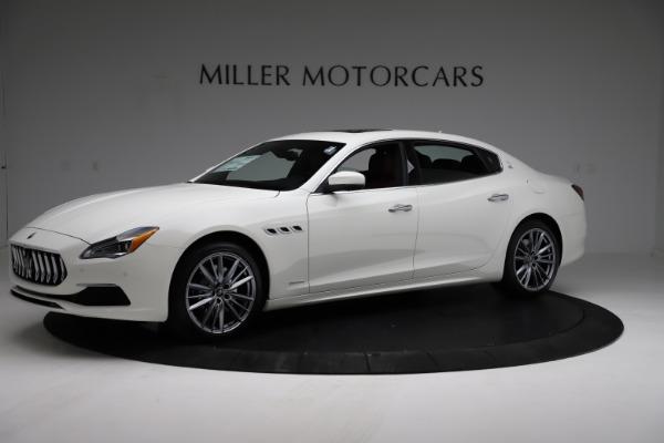 New 2021 Maserati Quattroporte S Q4 GranLusso for sale $122,349 at Alfa Romeo of Greenwich in Greenwich CT 06830 2