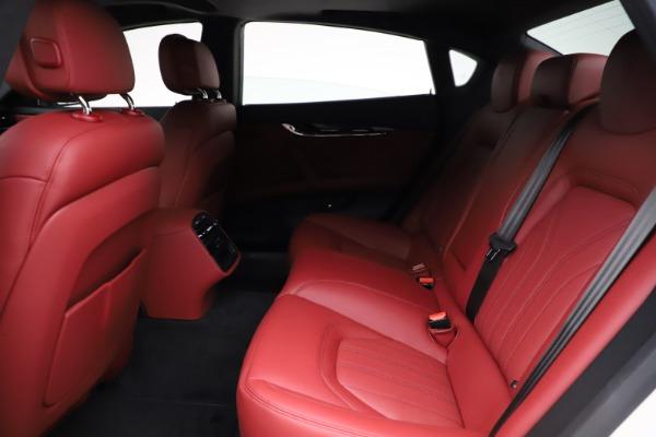 New 2021 Maserati Quattroporte S Q4 GranLusso for sale $122,349 at Alfa Romeo of Greenwich in Greenwich CT 06830 21