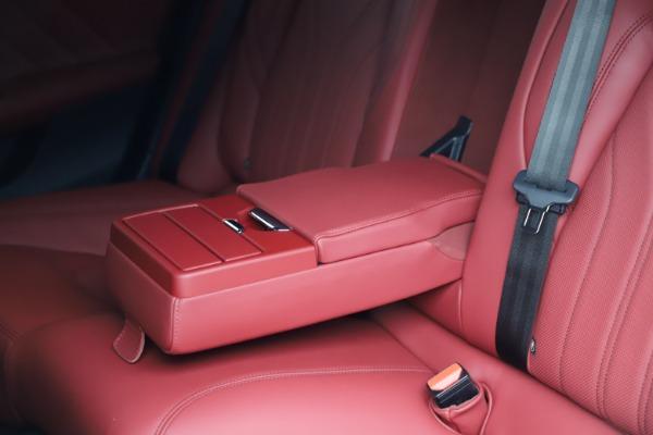 New 2021 Maserati Quattroporte S Q4 GranLusso for sale $122,349 at Alfa Romeo of Greenwich in Greenwich CT 06830 23