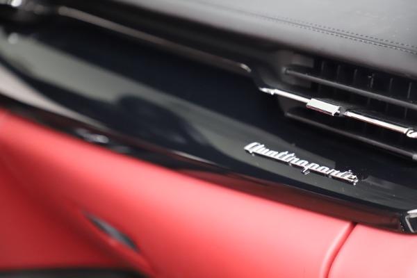 New 2021 Maserati Quattroporte S Q4 GranLusso for sale $122,349 at Alfa Romeo of Greenwich in Greenwich CT 06830 27
