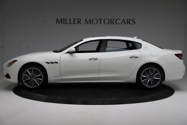 New 2021 Maserati Quattroporte S Q4 GranLusso for sale $122,349 at Alfa Romeo of Greenwich in Greenwich CT 06830 3