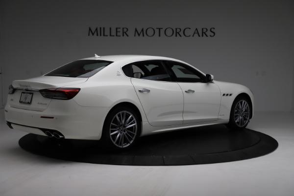 New 2021 Maserati Quattroporte S Q4 GranLusso for sale $122,349 at Alfa Romeo of Greenwich in Greenwich CT 06830 8