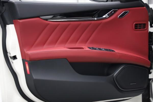 New 2021 Maserati Quattroporte S Q4 GranLusso for sale $122,349 at Alfa Romeo of Greenwich in Greenwich CT 06830 9