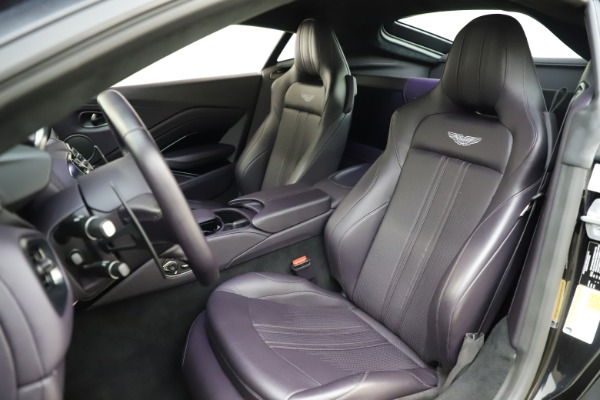 Used 2019 Aston Martin Vantage for sale Sold at Alfa Romeo of Greenwich in Greenwich CT 06830 14