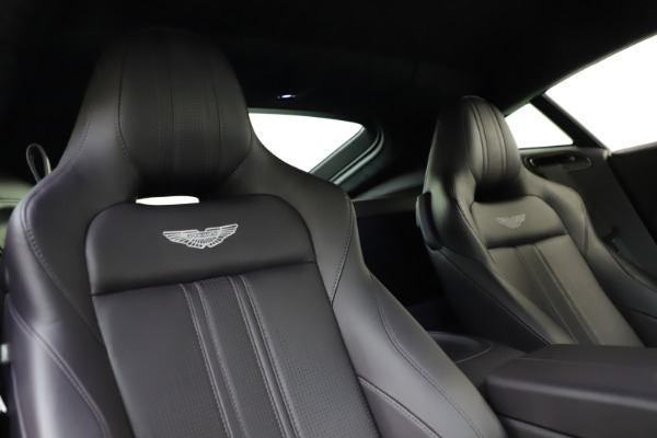Used 2019 Aston Martin Vantage for sale Sold at Alfa Romeo of Greenwich in Greenwich CT 06830 17
