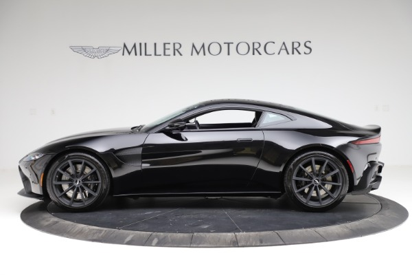 Used 2019 Aston Martin Vantage for sale Sold at Alfa Romeo of Greenwich in Greenwich CT 06830 2