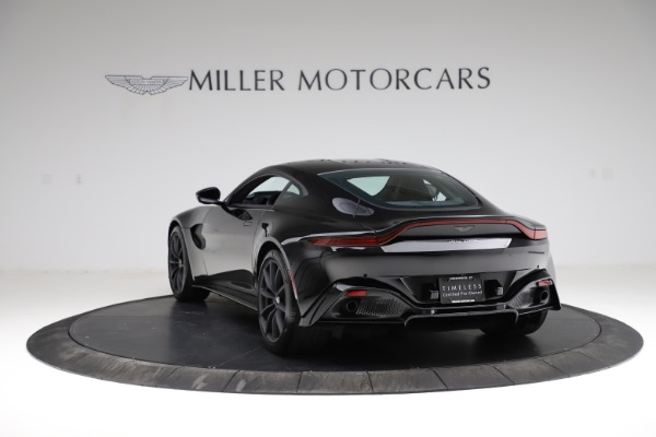 Used 2019 Aston Martin Vantage for sale Sold at Alfa Romeo of Greenwich in Greenwich CT 06830 4