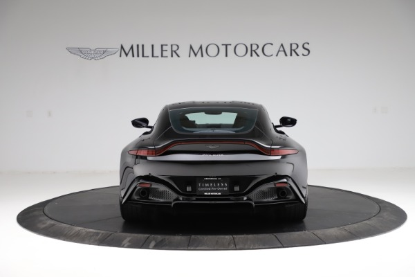 Used 2019 Aston Martin Vantage for sale Sold at Alfa Romeo of Greenwich in Greenwich CT 06830 5