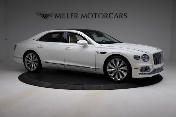 New 2021 Bentley Flying Spur W12 First Edition for sale Sold at Alfa Romeo of Greenwich in Greenwich CT 06830 10