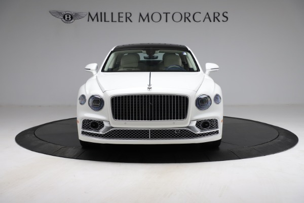 New 2021 Bentley Flying Spur W12 First Edition for sale Sold at Alfa Romeo of Greenwich in Greenwich CT 06830 12