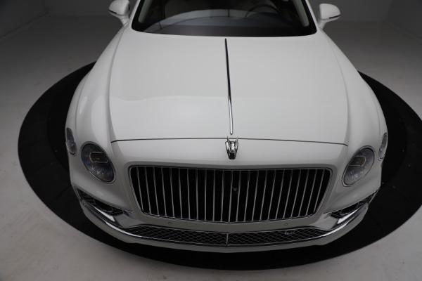 New 2021 Bentley Flying Spur W12 First Edition for sale Sold at Alfa Romeo of Greenwich in Greenwich CT 06830 13